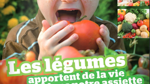 Brochure sur les légumes