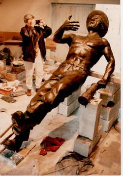 mineur le bronze atelier