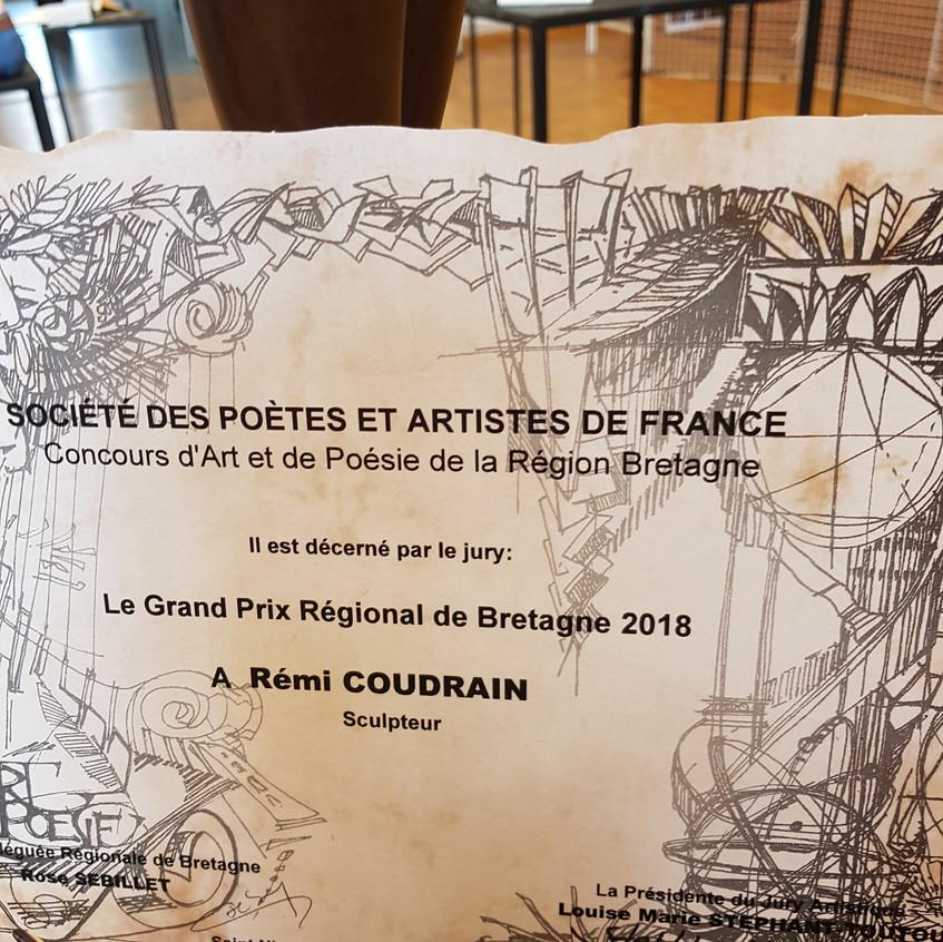 Grand Prix Régional de Bretagne SPAF