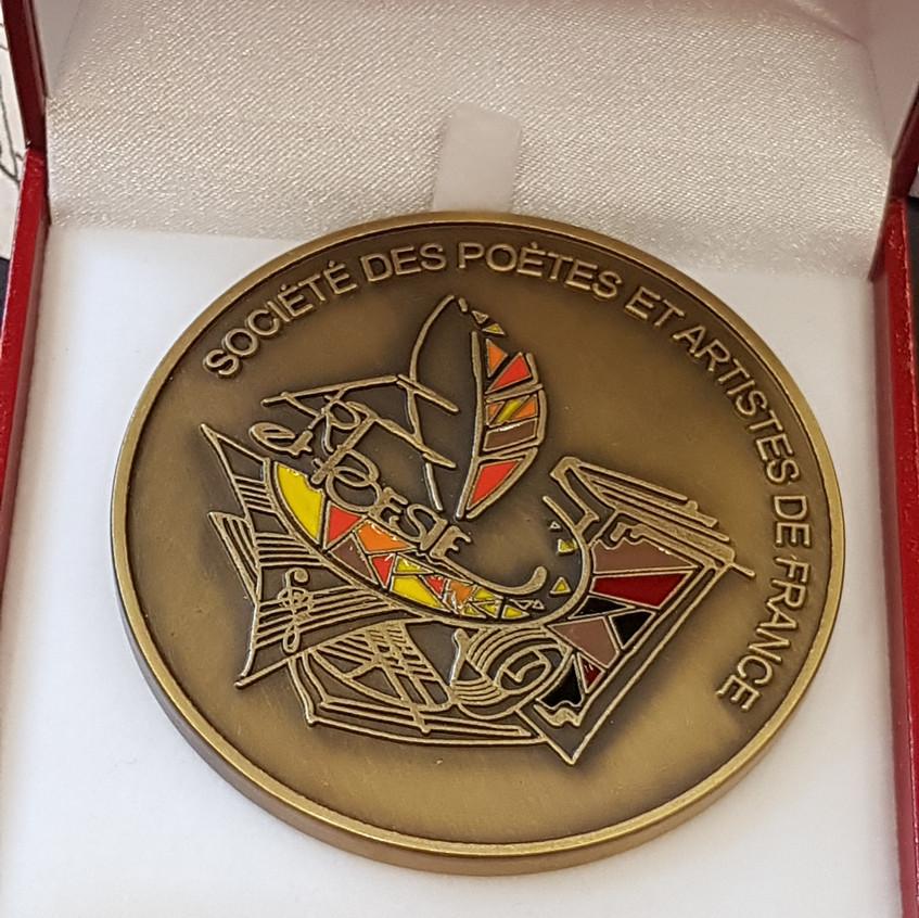 Récompense SPAF 2018
