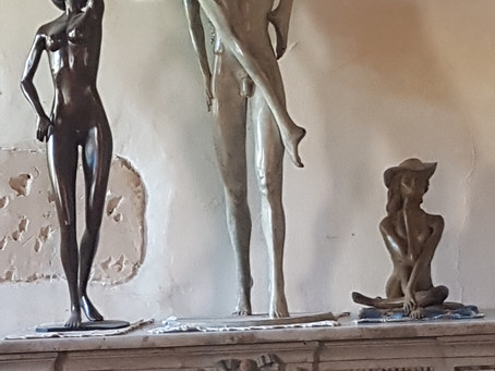 Sculpture Bronze direct atelier