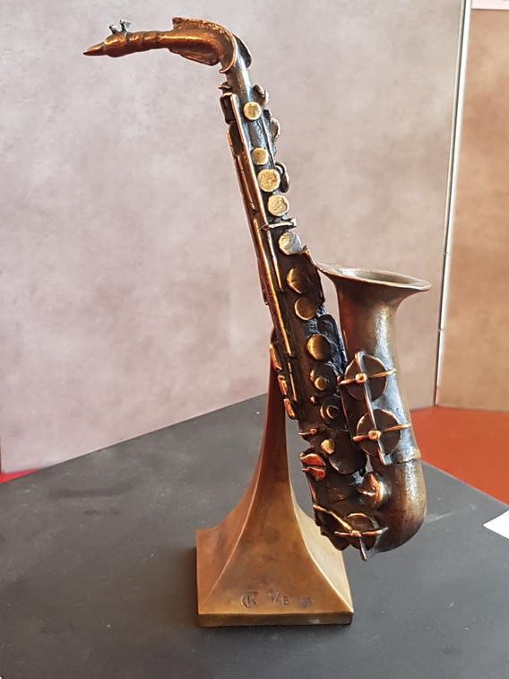 Sensualité du saxophone