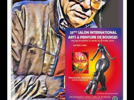 25ème Salon International Arts & Peinture de Bourges