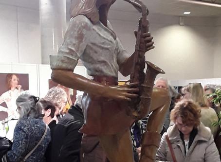 Vernissage du 42 e Salon des Arts Plastiques du Mans