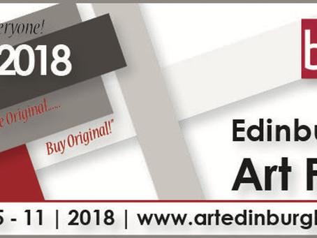EDINBURGH ART FAIR 2018