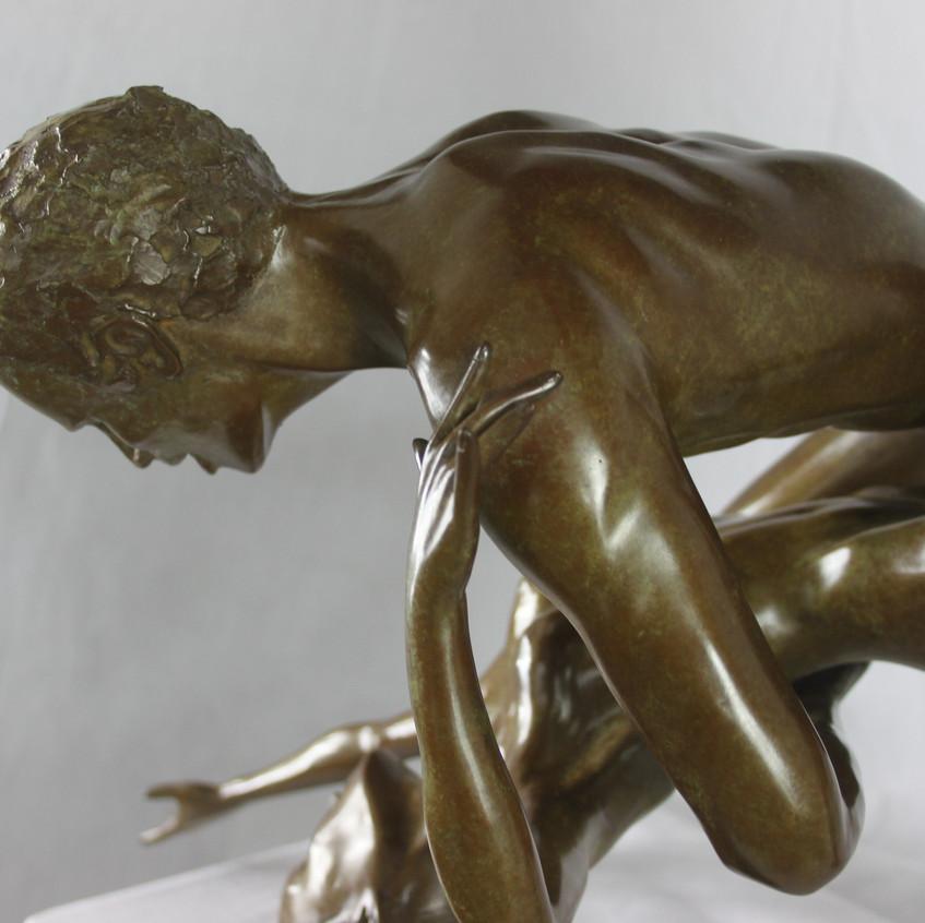 Talents d'Art/L'Etreinte/Bronze