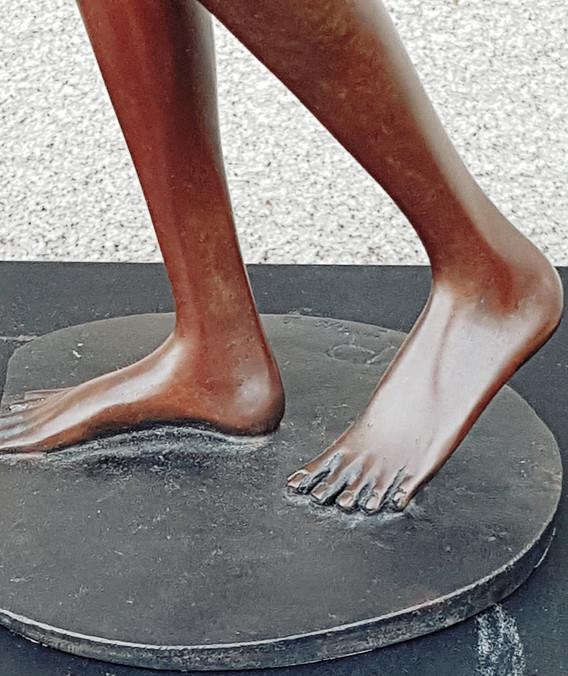 la sensualité des pieds