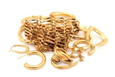 Testen en aankoop oud goud