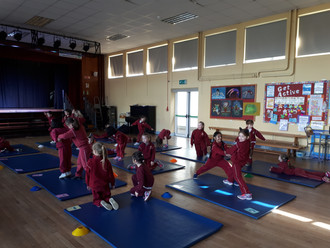 Active Schools Week - Day Five