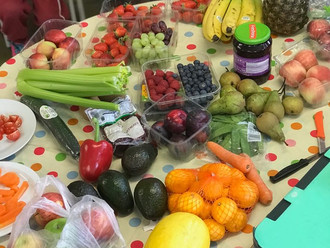 Fruit and Vegetable Party