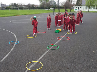 Active Schools Week - Day Two