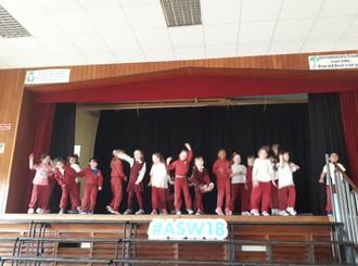 Active Schools Week - Day One