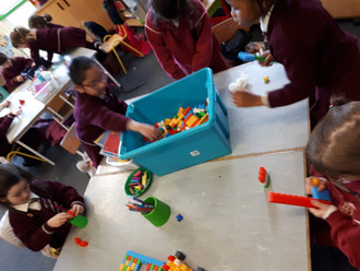 Homes and Houses in Senior Infants