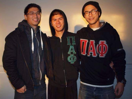 90 Years of Pi Alpha Phi Brotherhood Stories: Nguyen Brothers