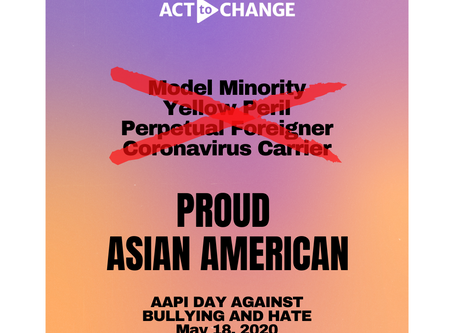 Pi Alpha Phi Marks Second Annual AAPI Day Against Bullying and Hate