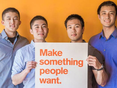 Make Something People Want!