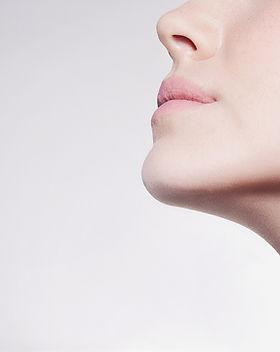 Modell Lower Gesicht