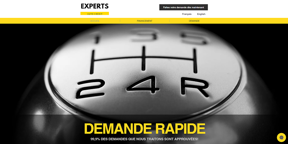 experts auto crédit