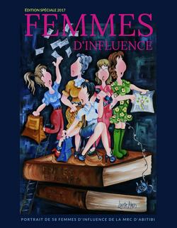 COUVERTURE FEMMES D'INFLUENCE