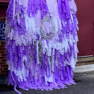 Fridge Shades of Purple