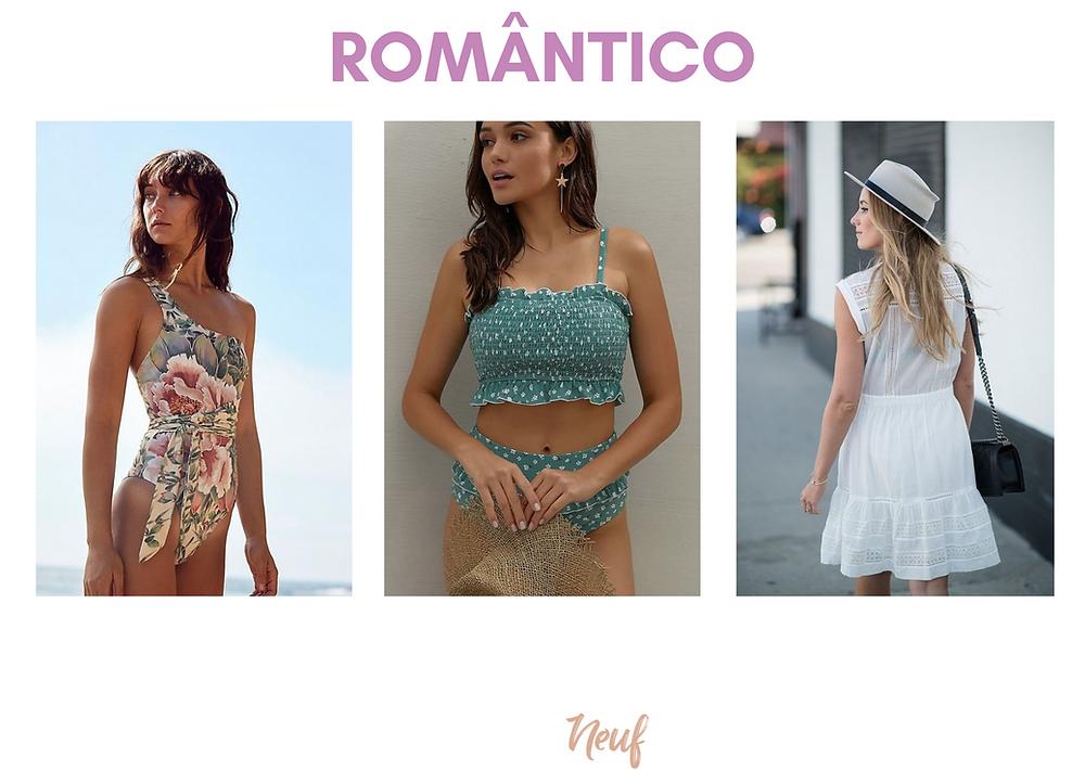 moda praia de cada estilo