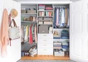 Como começar a organizar meu guarda-roupa?