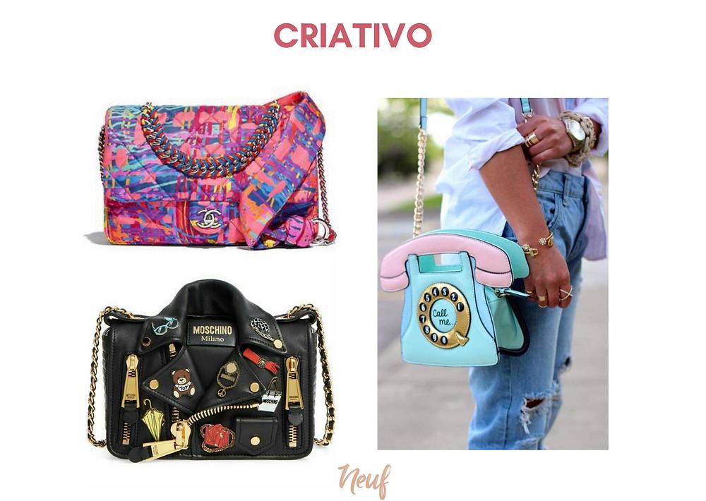 bolsa de cada estilo
