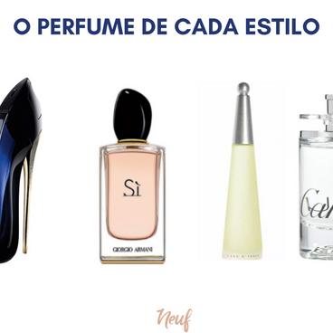 Descubra o perfume do seu estilo com a Neuf