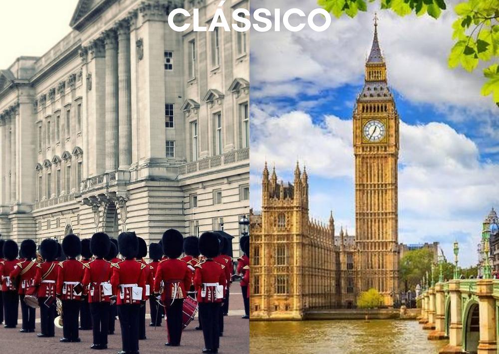 as cidades de cada estilo - clássico