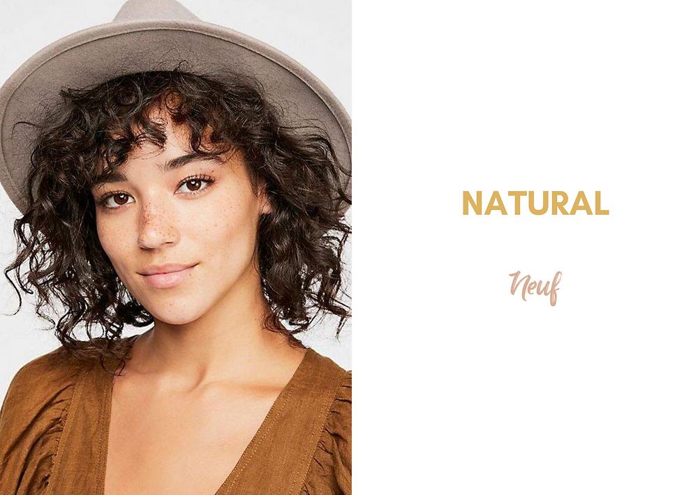 A maquiagem de cada estilo - natural