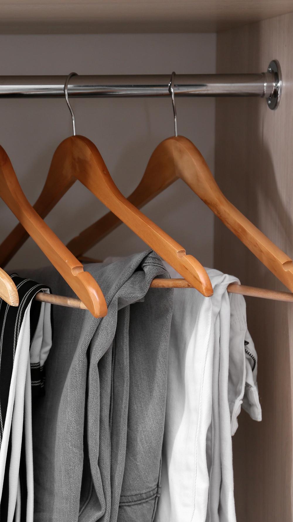 roupas durarem mais tempo