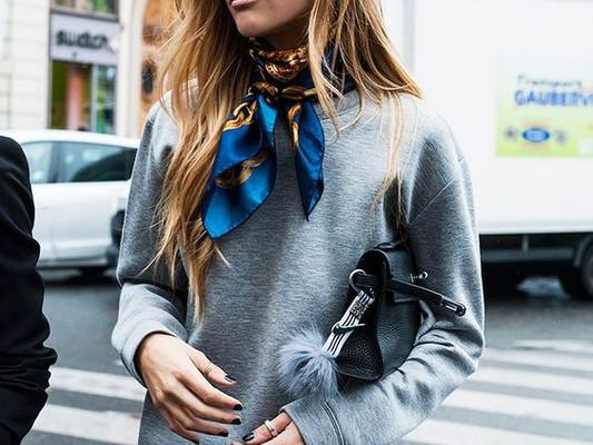 Dicas de styling para incorporar o lenço ao seu look