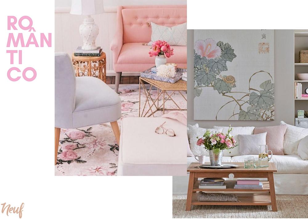 decoração sala de cada estilo