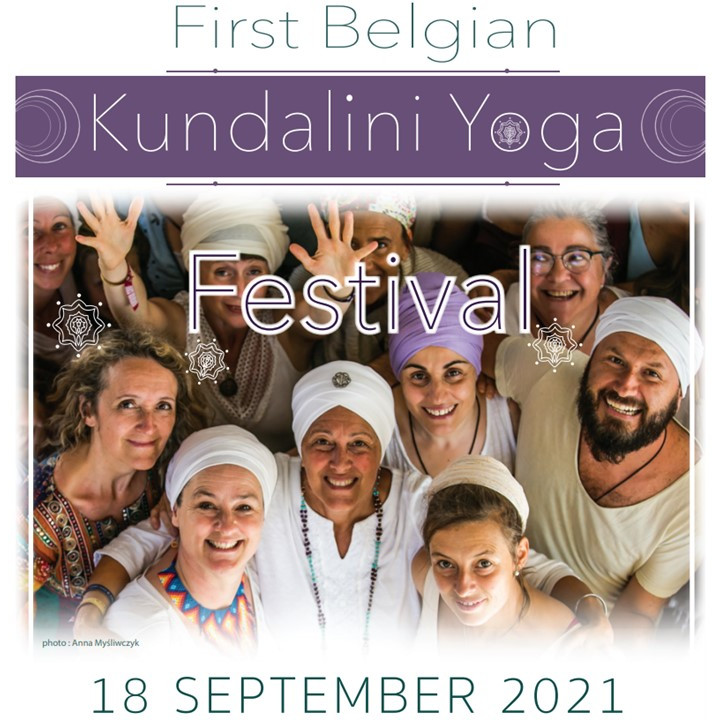 First Belgian Kundalini Yoga Festival - tickets available!