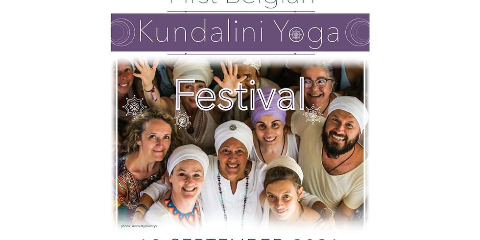 First Belgian Kundalini Yoga Festival - Preregistration