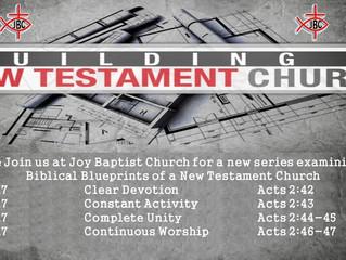 Gospel Church 03_ Complete Unity