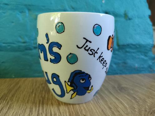 Finding Nemo Personalised Mug