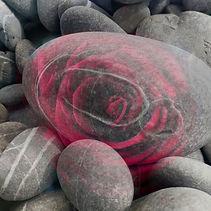 rose und stein zum druckenquadratisch.jp