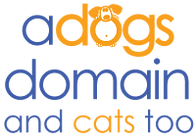 a dogs domain and cats too