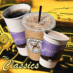Classic Coffee Drinks