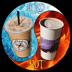 Iced or Hot Espresso Drink