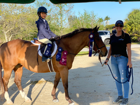 Heritage Horseshow Outings