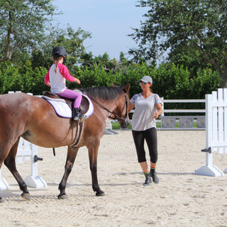 Lessons at Strong Current Stables