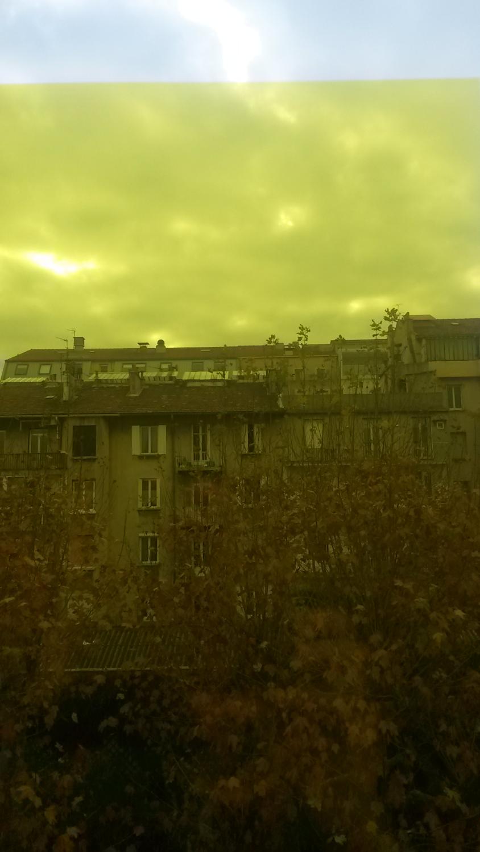 Film jaune
