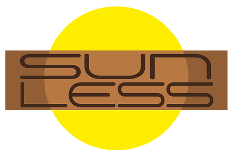 logo sunless, spécialiste en vitres teintées