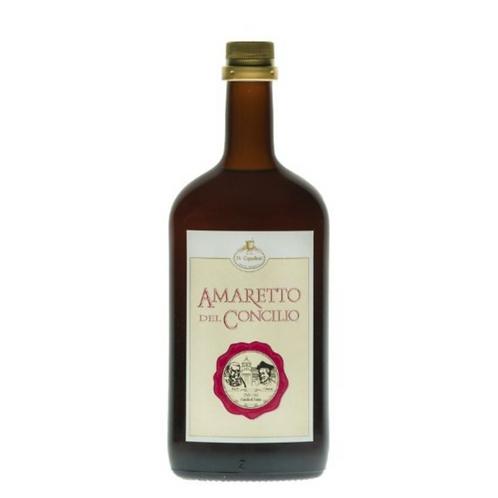 Amaro artigianale Amaretto del Concilio - Antica Erboristeria Dr. Cappelletti
