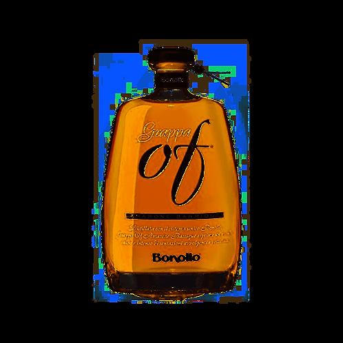 Grappa OF con Grappa di Amarone Barrique 50 ml - Bonollo