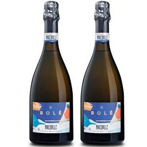 OFFERTA 2 BOTTIGLIE Romagna DOC Novebolle Spumante Brut - Bolé Wine