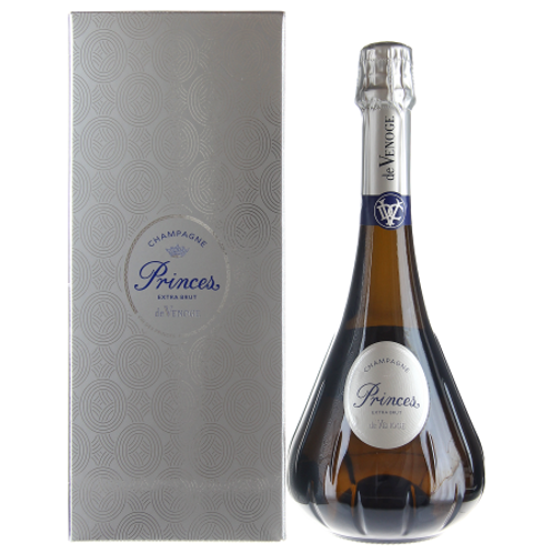 "Champagne AOC Extra Brut ""Cuvée Princes"" astucciato - De Venoge"