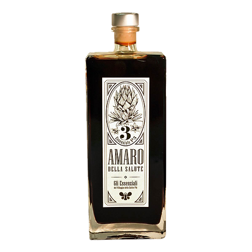 Amaro della Salute - Essenziale N°3 - Villaggio della Salute Più